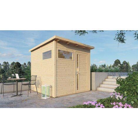 Garten- und Gerätehaus Design Pent