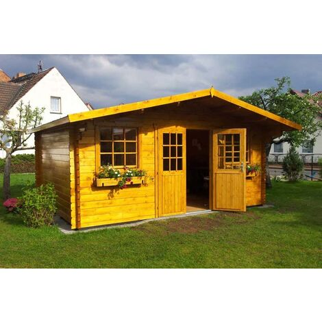 Gartenhaus Caroline-44 B ISO