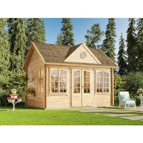 Gartenhaus Clockhouse-44 Royal ISO