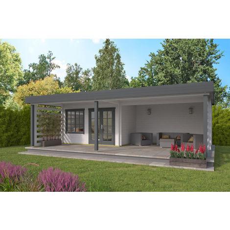 Gartenhaus Gianni ISO