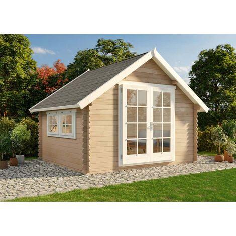 Gartenhaus Modell  Ronja-28