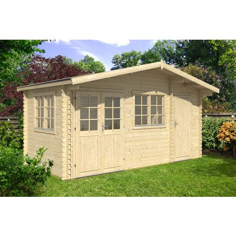 Gartenhaus Ville-44 C Premium