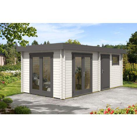 Gartenhaus Vönix-40 ISO
