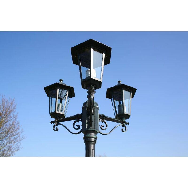 Gartenlaterne Gartenlampe Straßenlaterne Aussenleuchte Romantico Gussaluminium
