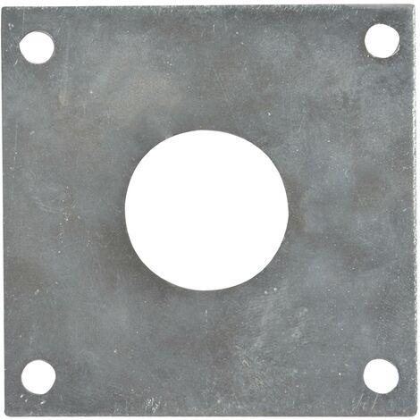 GartenMeister Plaque de protection de nichoir anti-vol - garde trou