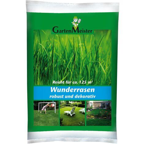 GartenMeister Semences de Gazon- GM 2,5 kg