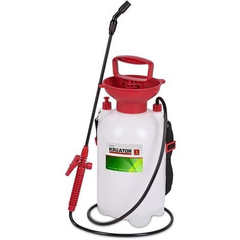 Gartenspritze Drucksprüher Düngerspritze tragbar 5 L Druckspritze Pumpspritze