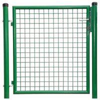 Gartentor grün-besch. 1-flügelig 1250x1000 4013514917852 Inhalt: 1
