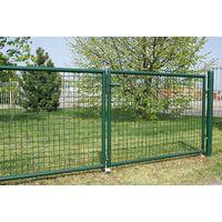 Gartentor grün-besch. 2-flügelig 3000x2000 4013514917678 Inhalt: 1