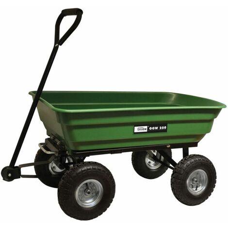Gartentransportwagen mit Kippfunktion, verschiedene Größen