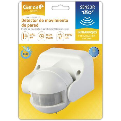 Garza detector infrarrojo