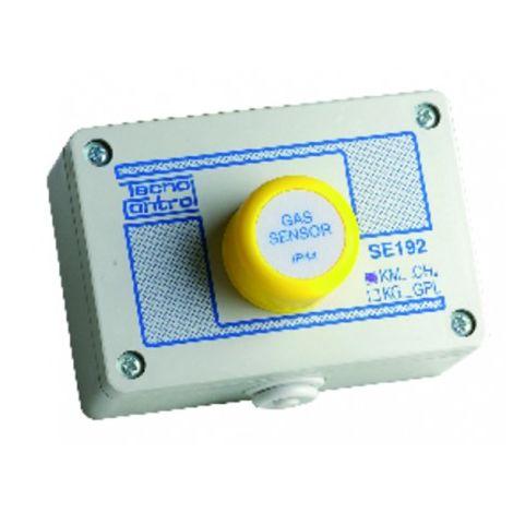 Gas detector se 192km ng sensor ip44 - TECNOCONTROL : SE192KM