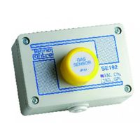 GAS DETECTOR - SE 192KM NG sensor IP44 - TECNOCONTROL : SE192KM