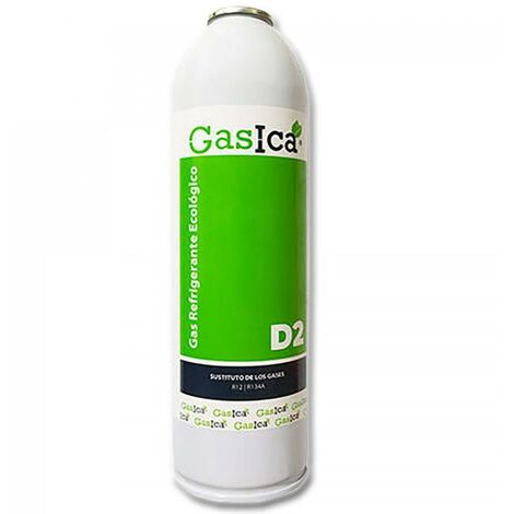"""main image of """"GAS ECOLOGICO D2 312g. SUSTITUTO R12,R134a EQUIVAL. 831.26 g - R134a"""""""