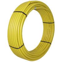Gas Mehrschichtverbundrohr 20x2 PEX/AL/PEX (DVGW geprüft) 100 Meter / Rolle