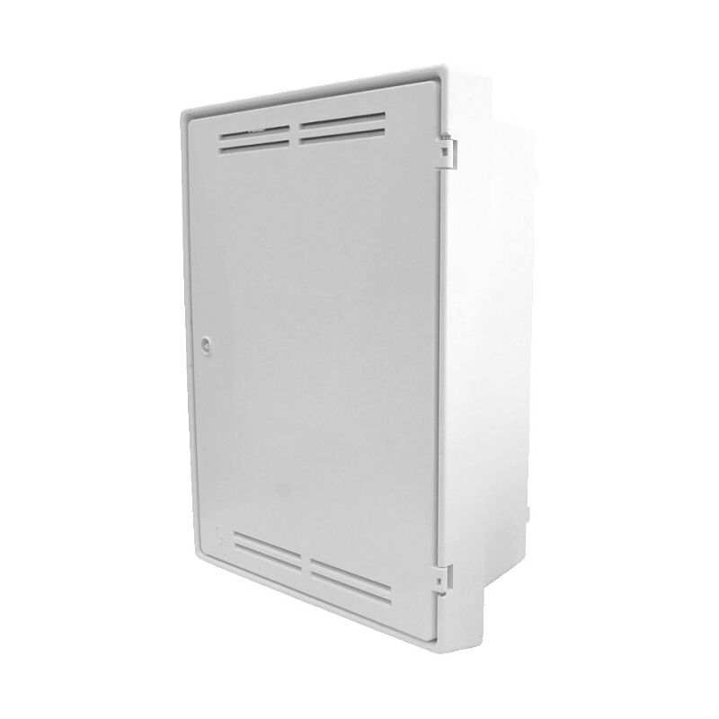 Image of Gas Meter Box Recessed (595x409x210mm) - Gas Cabinet