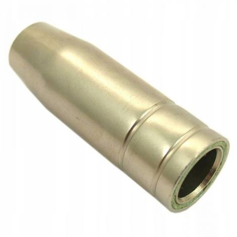 Gas welding nozzle mb-25 conical shell