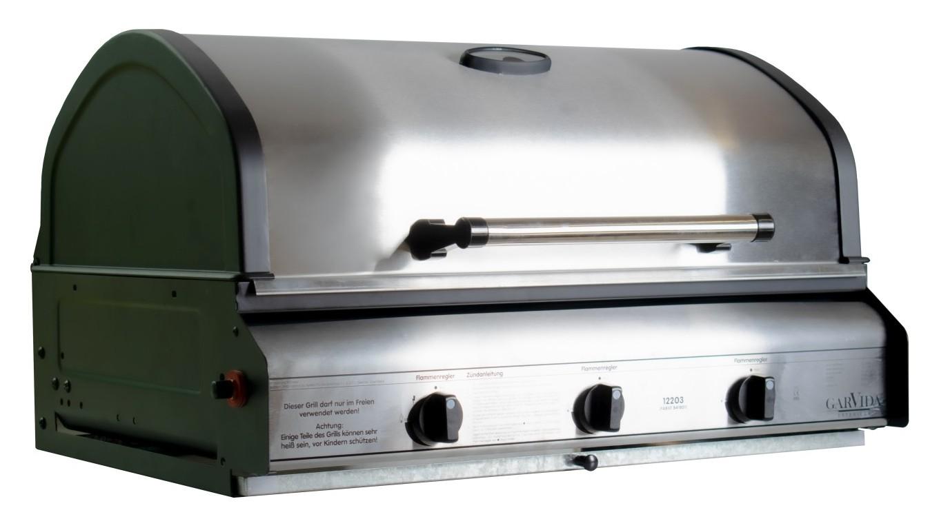 Landmann Gasgrill Wagen : Gasgrill landmann garvida 3x brenner 16 5 kw lavasteingrill ohne