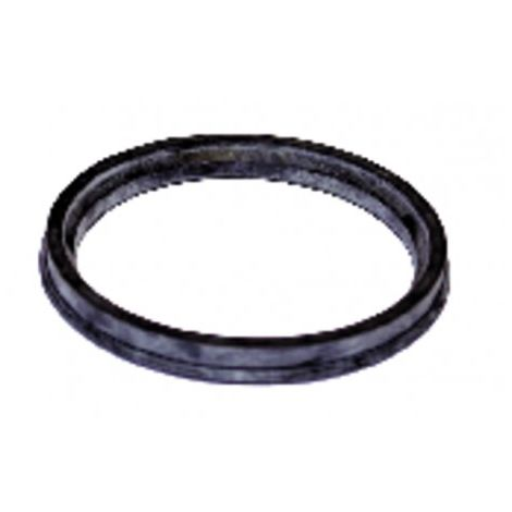 Gasket external diameter 130mm - DIFF for De Dietrich : 300019004