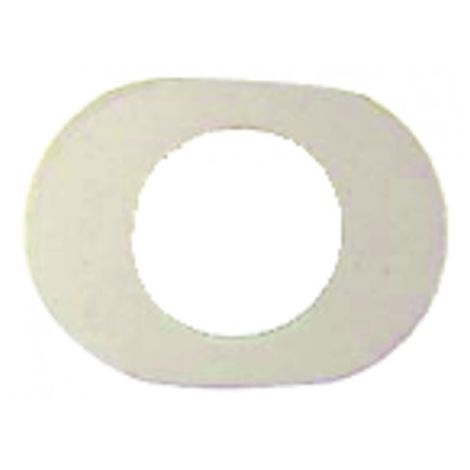 Gasket flange burner 90x135x180 - DIFF for Chappée : S55621800