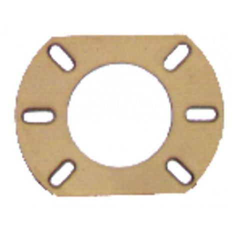 Gasket flange burner ecoflam - franco belge - DIFF for Atlantic : 142831
