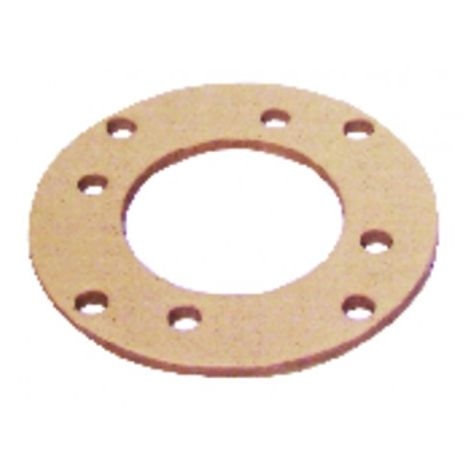 Gasket flange burner elco - klockner - 90x172 - DIFF for Elco : JOI106111