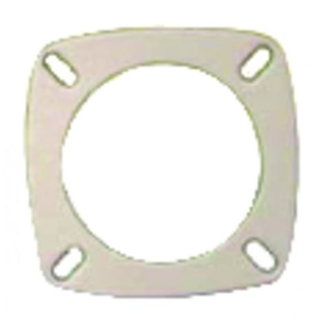 Gasket flange burner weishaupt 160x160 6 thick - DIFF for Weishaupt : 2412000114/7