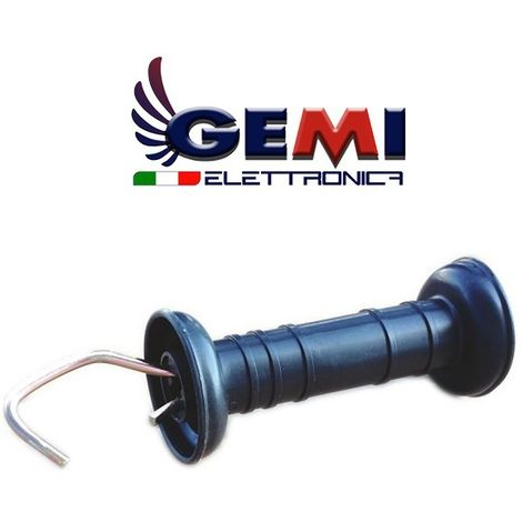 GATE HANDLE Electric Fence Handle Handle With Insulated Spring Gemi Elettronica