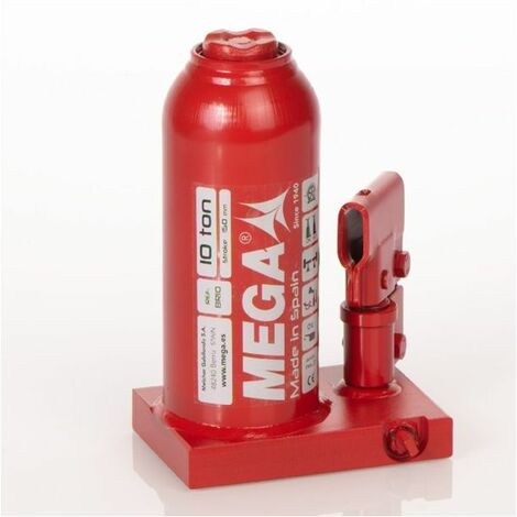 Gato Autom Hidraul Br10tm Botella Mega