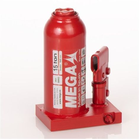 Gato Autom Hidraul Br15tm Botella Mega
