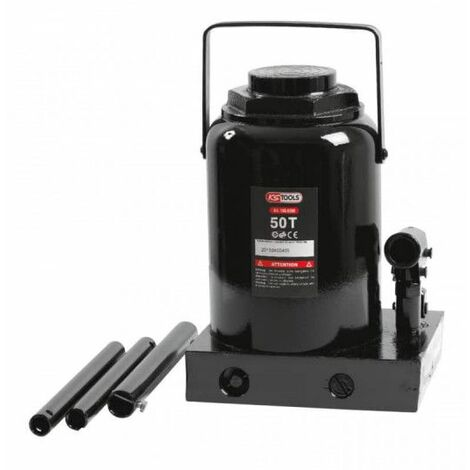 Gato de cilindro hidráulico KS TOOLS - 50T - 160.0360