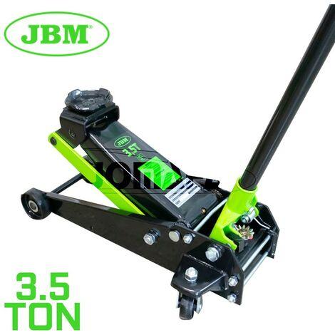 Gato Hidraulico Carretilla 3.5 Ton. Jbm