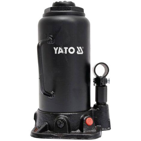 Gato Hidráulico de Botella YATO de 15 Toneladas YT-17006