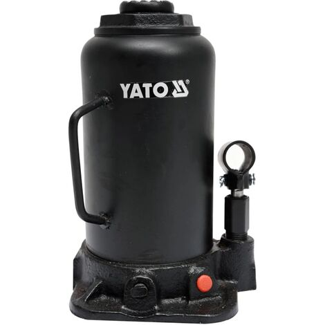 Gato Hidráulico de Botella YATO de 20 Toneladas YT-17007