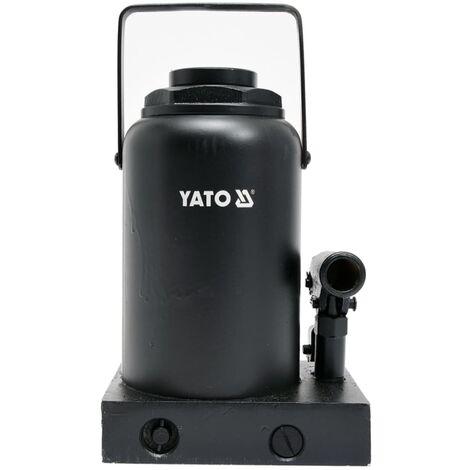 Gato Hidráulico de Botella YATO de 32 Toneladas YT-17008