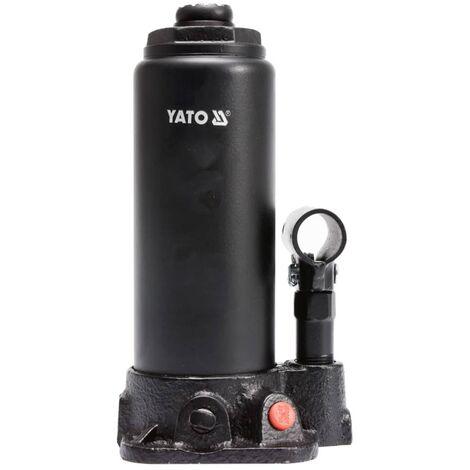 Gato Hidráulico de Botella YATO de 5 Toneladas YT-17002