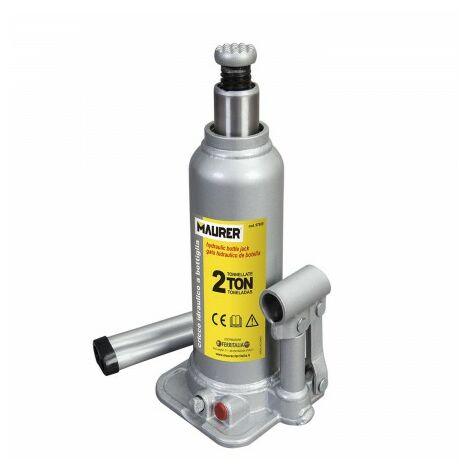 Gato hidraulico maurer botella 2000 kg.