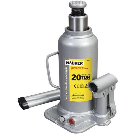 Gato Hidraulico Maurer Botella 20000 Kg.