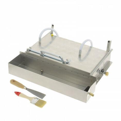 Gaufrier à cire refroidissement par eau (cellules standard)