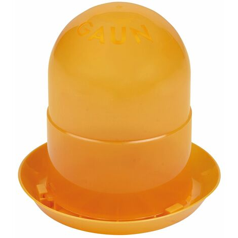 "main image of ""Gaun Chick Feeder Orange - 2 Kg - 30076"""
