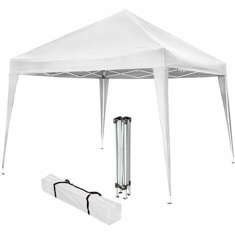Gazebo foldable 3x3m - garden gazebo, camping gazebo, party gazebo