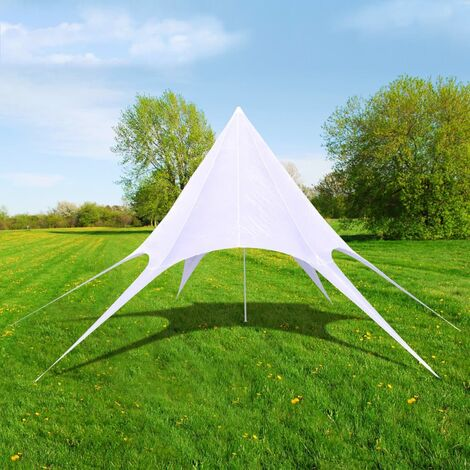 Gazebo Hexagon Star Garden Pavilion 12m