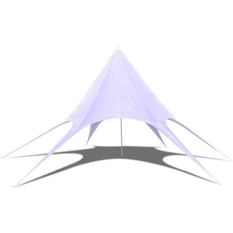 Gazebo Hexagon Star Garden Pavilion 14m