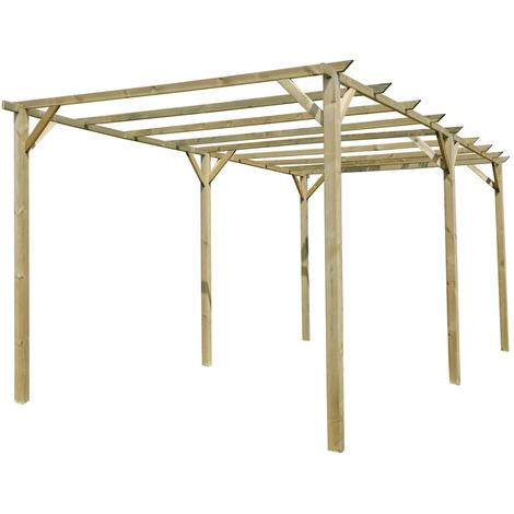 gazebo giardino legno al miglior prezzo