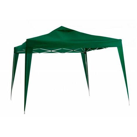 "main image of ""Gazebo plegable verde 3x3m"""