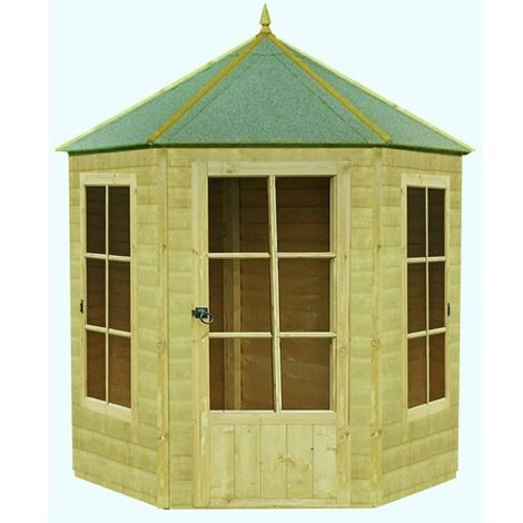 Gazebo Pressure Treated 6 x 6 Summerhouse