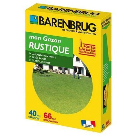 Gazon rustique 1Kg Barenbrug