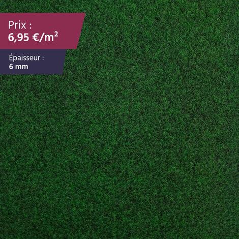 """Gazon synthétique pas cher balcon gazon artificiel pelouse synthétique pas cher pelouse artificielle   Épaisseur : 6 mm   Largeur : 4m   Collection """"Prima Vera"""""""