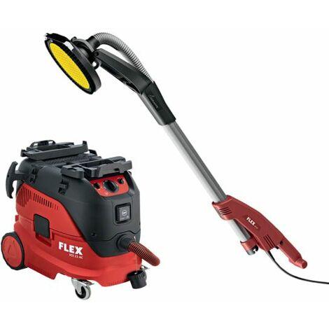 GE 5 + TB-L Giraffe® Sander 500W 110V & VCE 33 M AC Vacuum Cleaner 1400W 110V (FLXGE5NTBL)