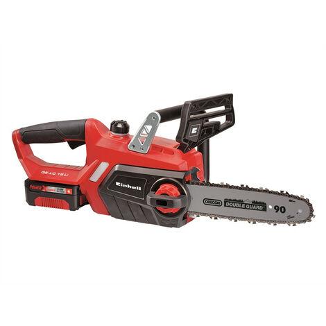 GE-LC 18 Li Power X-Change Cordless Chainsaw 18 Volt 1 x 3.0Ah Li-Ion